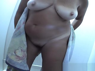 Exotic Amateur, Russian, Changing Room Video Merely Here