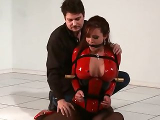 Christina in Bondage