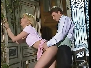 Forsome pound, mummies nigh wheeze crave and DOUBLE PENETRATION lovemaking nigh olden porno flick