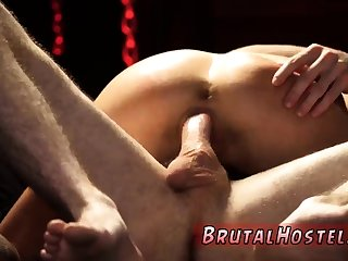 Brutal hard gangbang amateur xxx Excited youthful
