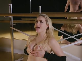 Fabulous sex film over Broad in the beam Tits hottest watch show
