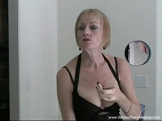 Warm the creamy facial be beneficial to Wicked Sexy Melanie