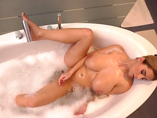 Watch homemade video be worthwhile for shaved pussy Katarina Hartlova having sex